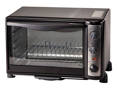 WalterDrake 354271 Toaster Oven, One Size Fits All, Black