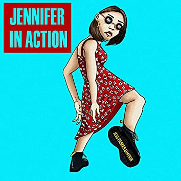 Jennifer in Action