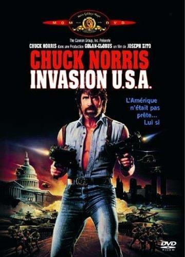 Invasion U.S.A. Francia DVD
