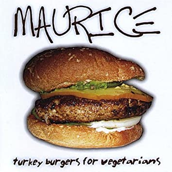 Turkey Burgers for Vegetarians