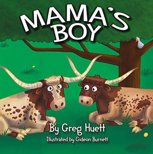 Big Country Toys  Mama s Boy  by Greg Huett - Illustrated by Gideon Burnett - Children s Farm Animal Book - Wholesome Biblical Based Life Lessons & Principles