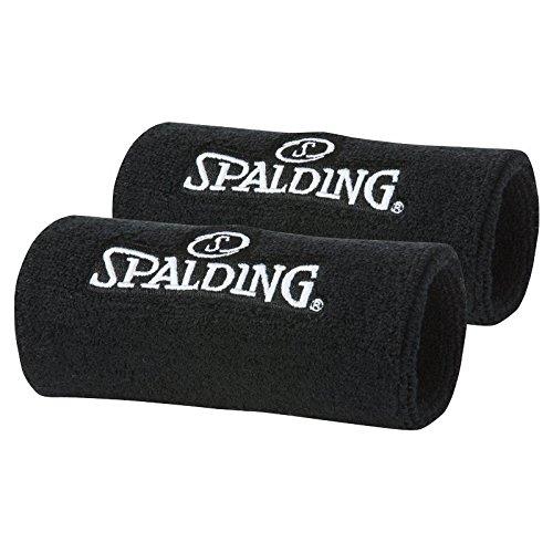 Spalding - Braccialetto da uomo, taglia unica, colore: Nero