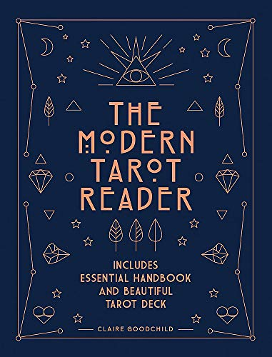 The Modern Tarot Reader: Harness tarot energy for personal development and healing