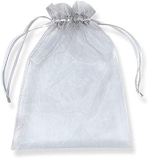 Amazon.es: bolsas de organza - Gris