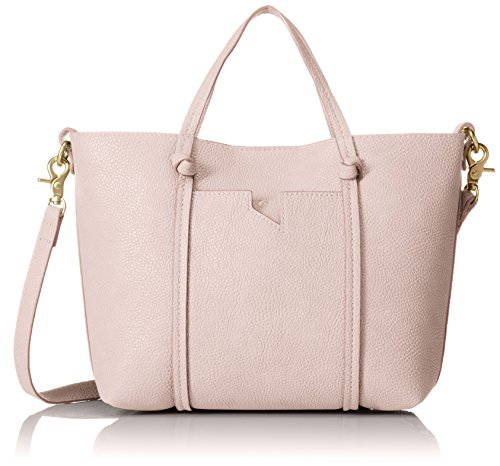 Foley + Corinna Flowerbed Creek Mini Cross Body Satchel, Pink