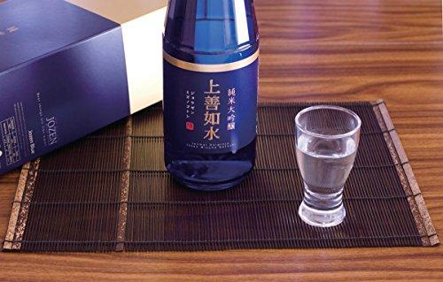 白瀧酒造『上善如水純米大吟醸』