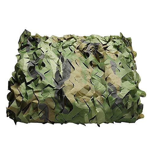 Red de Camuflaje Ejército 2 × 1M, 1.5 × 2M, 1.5 × 7M, 2 × 3M, 2 × 5M, 5 × 6M, 5 × 10M, Malla Dar Sombra, Caza al Aire Libre,camufar Digital,ocultarse Militar