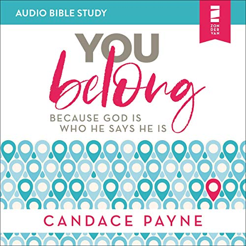 You Belong: Audio Bible Studies audiobook cover art