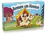 Rennen um Hennen - Das lustige Familienspiel und Gesellschaftsspiel ab 6 Jahren - Großer Spielspaß als Geschenk für Kinder zu Ostern