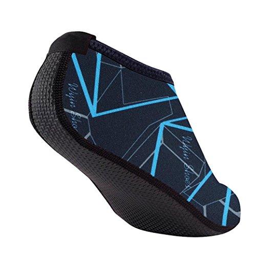 Tefamore 2017 Verano Calcetines de Buceo natación Calcetines para Hombres y Mujeres Zapatos de Playa, Calcetines, Zapatos Snorkel Nadar Zapatos Zapatos del Yoga