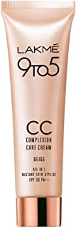 Lakme 9 to 5 Complexion Care Cream, Beige 9 g