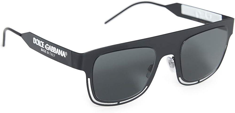 Dolce&gabbana,occhiali da sole per uomo 0DG2232