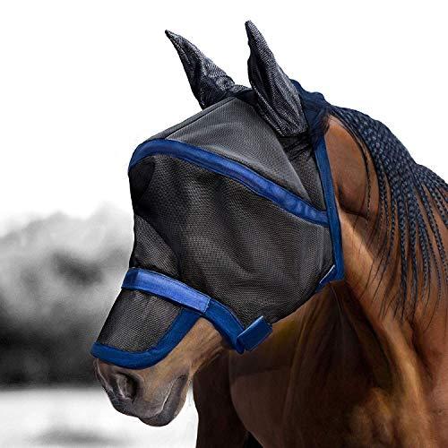 Harrison Howard Maskology Supreme PferdeFliegenmaske Warmblut/Kaltblut