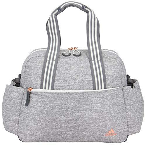 adidas Sport To Street - Bolsa de deporte, Unisex adulto, Bolsa de deporte a calle, 5149585, Jersey Gris/Oro Rosa, talla única