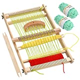 FOCCTS Wooden Multi-Craft Weaving Loom Large Frame...