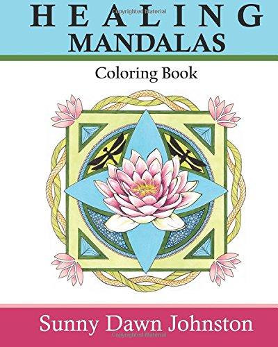 Healing Mandalas Coloring Book