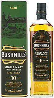 Bushmills Malt Single Malt Irish Whiskey im Alter von 10 Jahren 700ml Pack 70cl