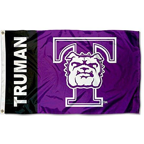Truman Bulldogs College Flag
