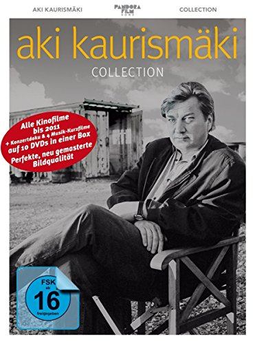 Aki Kaurismäki Collection [10 DVDs]