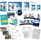 【初回仕様特典あり】Free! -Road to the World 夢-(描きおろし特製デジパック+Free! Road to the World 夢 SPECIAL BOOK+監督厳選 新規シーン抜粋絵コンテ集+描きおろしイラスト付・サイドストーリートーク+Good Luck Blueスナップフォト・クリアカード8枚付)[Blu-ray]