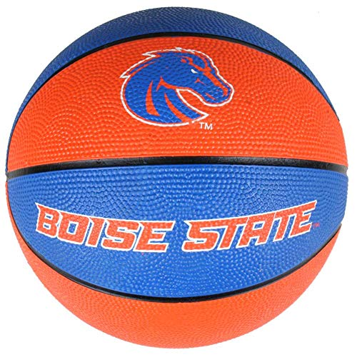 New Baden Sports Boise State Broncos Mini Rubber Basketball