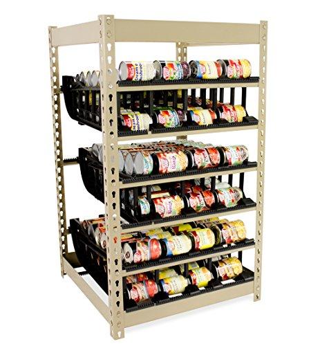 Can Rack 200 - Food Storage organizer/rotater/dispenser