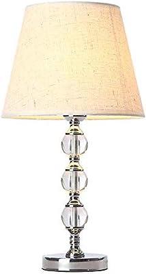 Lámpara de mesa Lámparas de noche de lujo para el dormitorio ...
