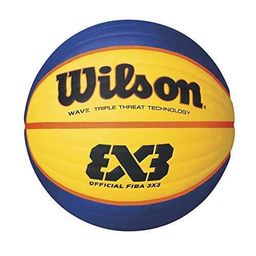 0c31c05698 Amazon.com   Wilson Fiba 3x3 Official Game Basketball   Sports   Outdoors