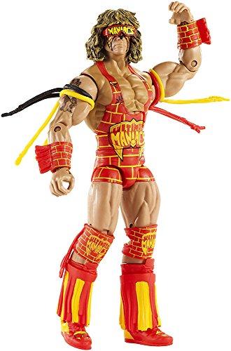 WWE Defining Moments Ultimate Warrior Elite Figure