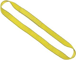 1 x 20 Yellow Liftex EN2-91PD-20FT Endless Pro-Edge Websling