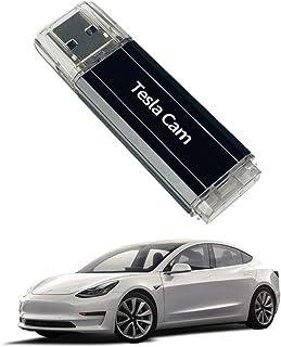 Dashcam Flash Drive for Tesla/Sentry Mode Pre-Configured, Fast, SLC USB Drive for Tesla Model 3/S/X/Y - 32 GB