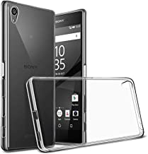 Slim Transparent Ultra-Thin TPU Protective Case Cover for Sony Xperia Z5 - Clear
