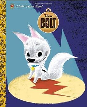 Bolt  Disney Little Golden Book