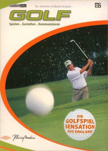 CustomPlay Golf PC-Spiel. Der ultimative Golfplatz-Designer: Spielen - Gestalten - Kommunizieren