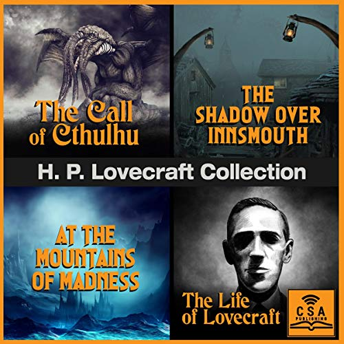 H.P. Lovecraft Collection cover art
