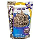 Kinetic Sand Sabbia Modellabile Effetto Bagnasciuga, 1.36 kg, 6028363
