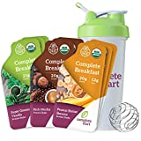 Complete Start Meal Replacement Shake | 9 Meals + FREE Blender Bottle...