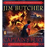 Captain's Fury: Book Four of the Codex Alera