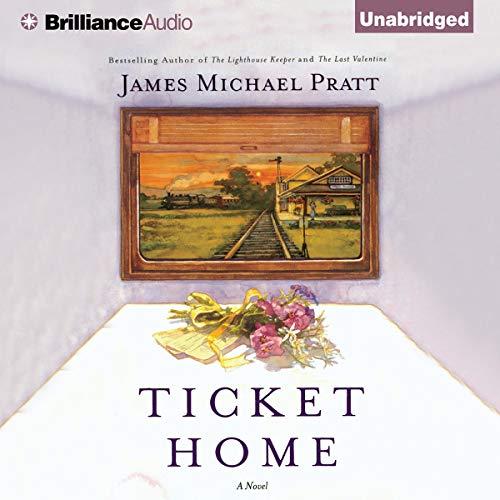 Ticket Home audiobook cover art