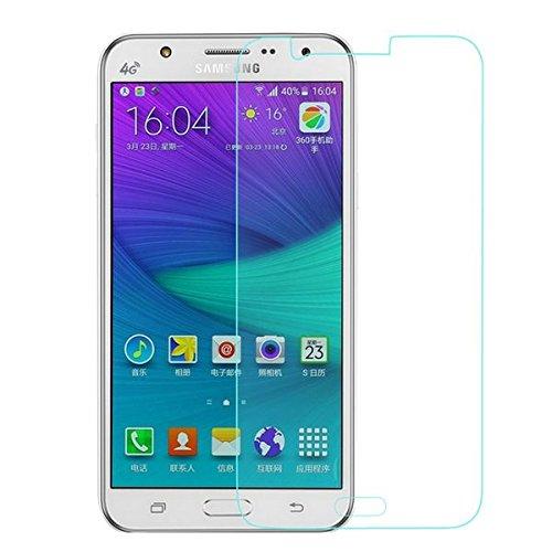 Samsung Galaxy J5 Panzerglas Glasfolie Schutzglas Hartglas Tempered Glass Panzer Glas Screen Protector Schutzfolie Displayschutzglas Samsung Galaxy J5 SM J500