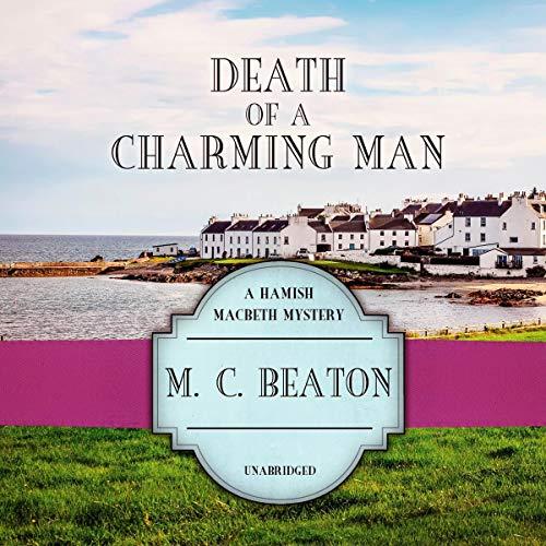 Death of a Charming Man Titelbild