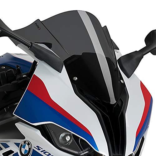 Racingscheibe für BMW S1000RR 19-21 dunkel getönt Puig 3571f
