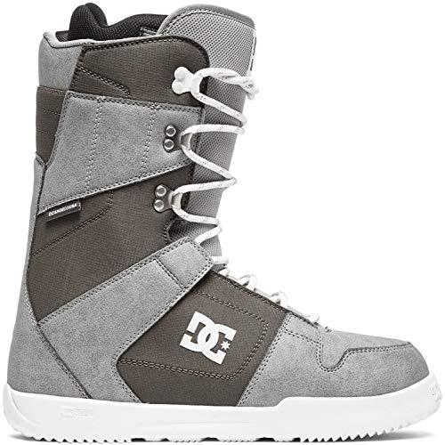 DC Phase Snowboard Boots Mens Sz 12 Grey