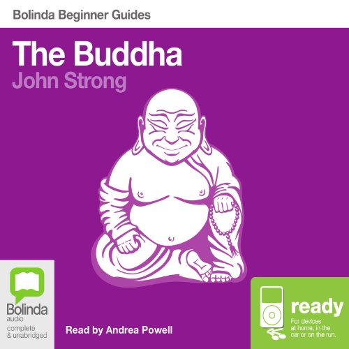 The Buddha: Bolinda Beginner Guides audiobook cover art