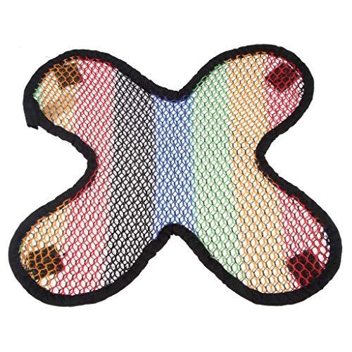 1 Stück Helmnetz Kissen Helm Wärmedämmung Futter Schutzkleidung Integralhelme Kissen - Bunt