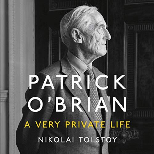 Couverture de Patrick O'Brian: A Very Private Life