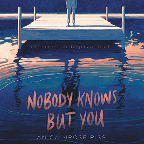 Nobody Knows But You audiobook cover art