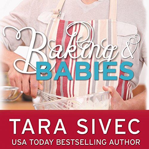 Baking & Babies audiobook cover art