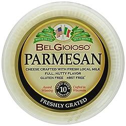 BelGioioso, Parmesan, Grated, 5 oz