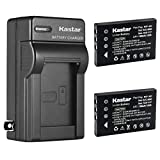 Kastar 2-Pack Battery and AC Wall Charger Replacement for Universal Remote Control URC 11N09T NC0910 RLI-007-1, URC MX 810 MX-810, URC MX 980 MX-980, URC MX 990 MX-990, URC MX 1200 MX-1200, URC X8 X-8